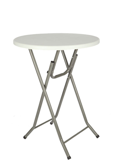 Location de mange debout table haute i sur un plateau for Table mange debout