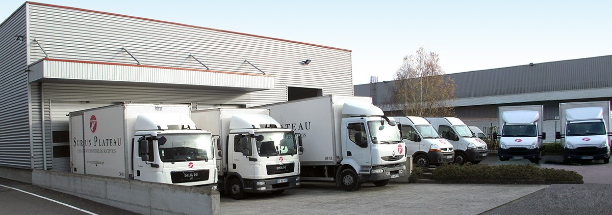 Image visuel camion
