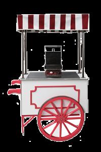 charrette animation poste panini