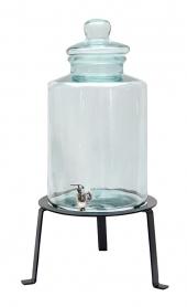 Bonbonne-en-verre-12L-avec-trépied
