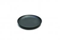 Assiette-Onyx-noire-Ø15