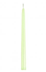 bougie-flambeau-ivoire-h25