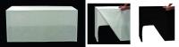 Rideau-4e-face-buffet-houssé-blanc-noir
