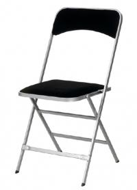 chaise-pliante-velours-noir-cadre-argent.jpg