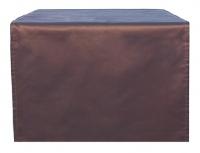 Chemin-de-table-Altez-marron-chocolat