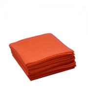 serviettes-cocktail-orange