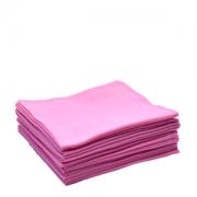 serviettes-cocktail-rose